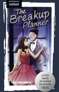 The Break Up Planner (Published Under Pop Fiction) cover
