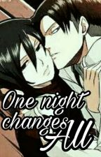 Smut Warning, Mikasa Is Aged Up, I Didnt Know They Are Related READ THE CAPTION  by invisibleshinigami