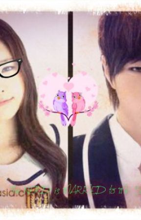 the nerd is married to mr. sungit by keepmoving143