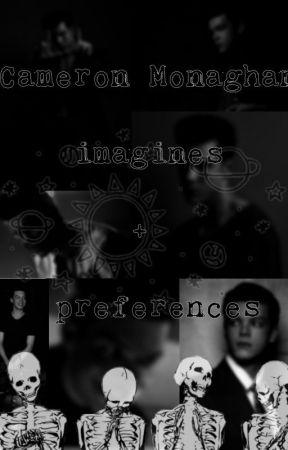 Cameron Monaghan imagines/preferences by hellalotoffandoms