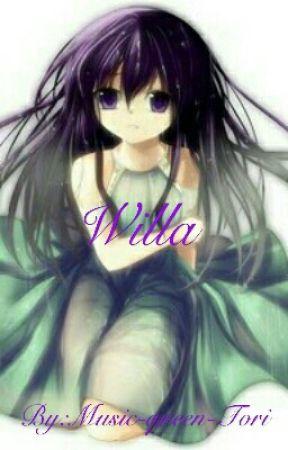 Willa (Vampire Knight) by Not-So-Grim