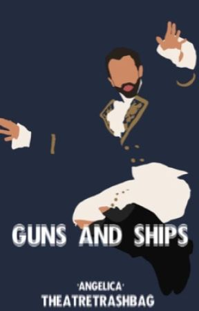 Guns and ships [Lafayette X Reader] by 1aspiringauthor