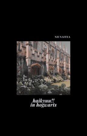 A HOGWARTS STORY | HAIKYUU!! by NIUNAITEA