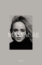 Massacre • Finnick Odair by -blxdreina