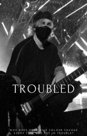 troubled (m.c.) REVAMPED by hoodirwinvodka