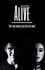 Alive >> Jake Fitzgerald << Scream by LukeysIrishDimples