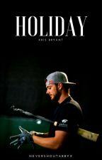 Holiday   Kris Bryant by NeverShoutAbbyx
