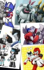 Transformers One shots. by DaddyTrashPanda