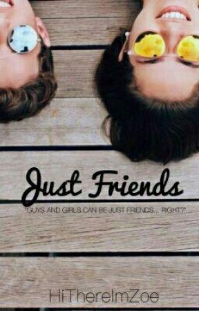 Just Friends  by Yandeehaw