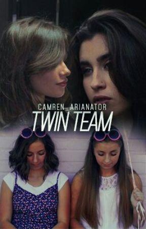Twin Team ¤ Sequel Camren by camren_arianator