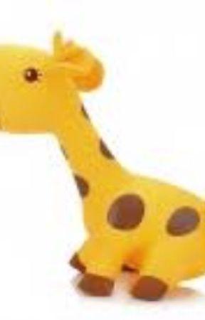 Zürafa by chocolate123456788