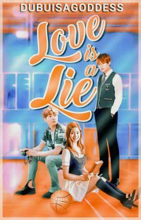 Love Is A Lie {ᴊ.ᴊᴋ x ᴋ.ᴅʜ}  by dubuisagoddess