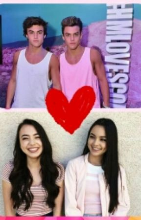 Fall In Love/Dolan and Merrell Twins by ShellyYam