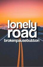 Lonely Road→ Dallas Winston by brokenpausebutton