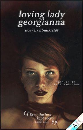 Loving Lady Georgianna (Spirited #2) by LibMikie101