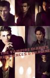The Vampire Diaries Preferences & Imagines cover