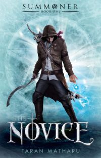 Summoner: The Novice (Book 1) SAMPLE OF NOW PUBLISHED BOOK cover