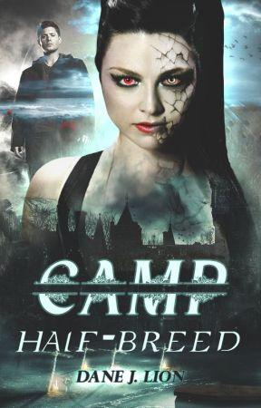 Camp Half-Breed by DaneJLion
