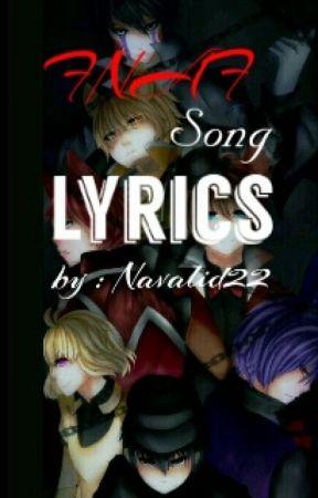 FNAF song Lyrics by Nanzzero