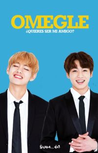 Omegle ; Vkook cover