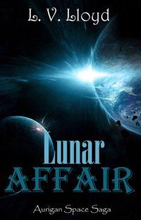 Lunar Affair (LGBT - Sci-Fi - Romance) cover