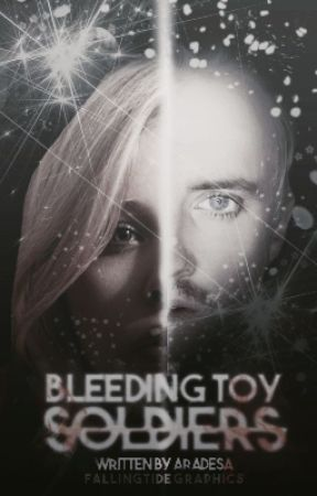 bleeding toy soldiers → d.m.  by catchingtide