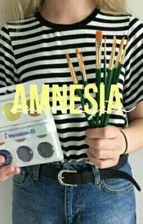 Amnesia by glmh921