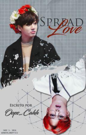 SPREAD LOVE | JIKOOK by ranwanluv