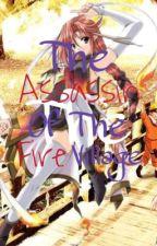 The Assassin Of The Fire Village ~ Naruto fanfic  by kakashi_senseisenpai