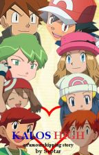 Kalos High - An Amourshipping Story by septar