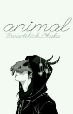 『animal』 attack on titan by breadstick-otaku