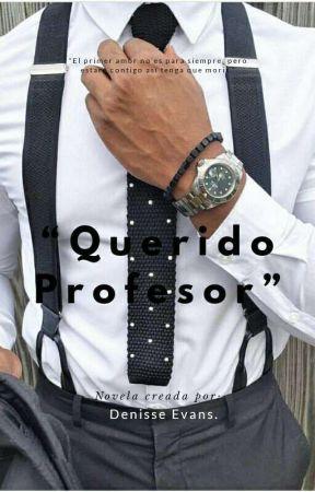 Querido Profesor. © [Rubius&Tu] by -Fvckk-