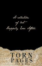 Torn Pages by moonwrecks