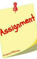Assignment •Grayson Dolan• by Grayson1999Dolan