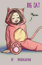 Big Cat (Egobang) by mylifeasapan