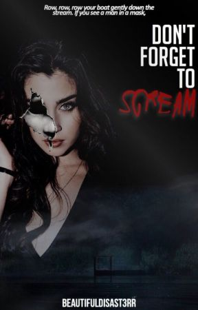 Dont Forget to Scream// Audrey Jensen by BeautifulDisast3rr