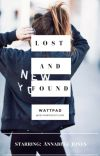 Lost and Found. cover