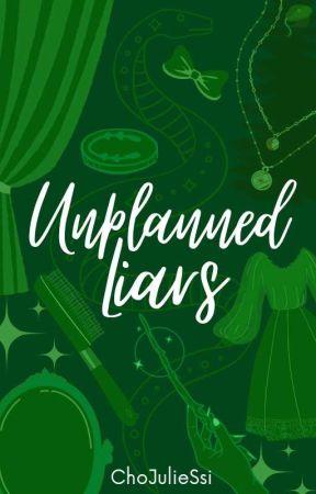 Unplanned Liars • Draco Malfoy by ChoJulieSsi