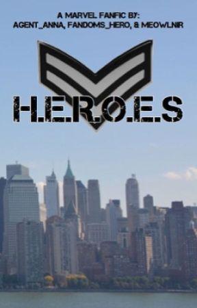 H.E.R.O.E.S [On Hold] by retiredwhore