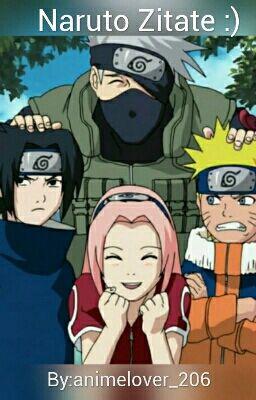 Naruto Zitate