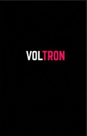 Voltron Crack Book by destimanilia