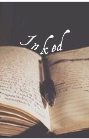 | Inked | (George Weasley) by Jamie_writes_