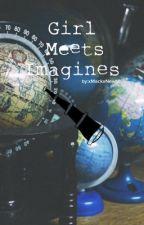 Girl meets imagines™ by Coreyspolaroid