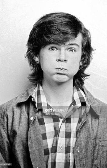 Living In A World Of Silence Chandler Riggs X Reader Sid Wattpad