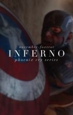 Inferno | Steve Rogers/ Captain America (COMING SOON) by November-Foxtrot