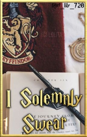I Solemnly Swear || Book One of the Pure-Blooded series by tiger_lily_720