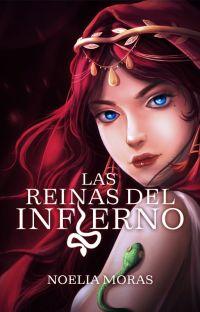 Las reinas del Infierno (Saga Scarlet #1) cover