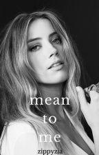 Mean to Me (Carlisle Cullen) by zippyzia