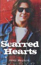 Scarred Hearts    John Bender of The Breakfast Club by deceivingeyes