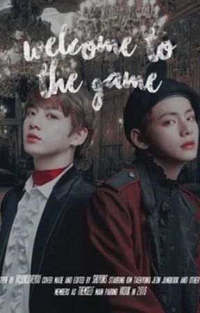 » welcome to the game ¦ taekook by -ASTERISKONI